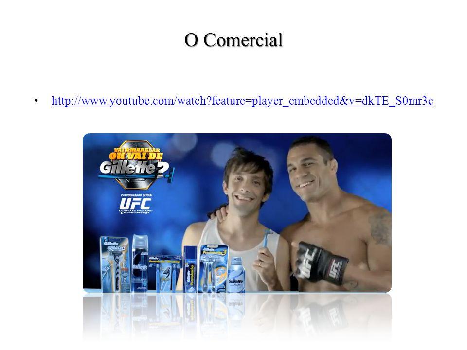 Campanha: A Mídia O tipo de mídia escolhido inicialmente para o lançamento do comercial da Gillette, foi a internet.