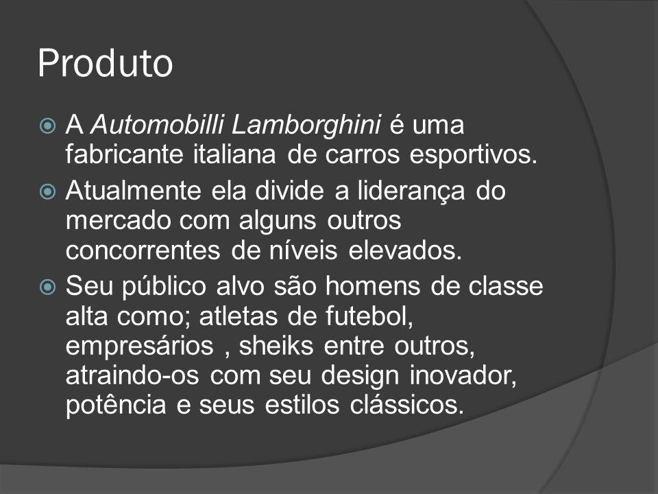 No ano de 2011 o programa Auto esporte da rede Globo, fez uma reportagem na loja da Lamborghini em ocasião do lançamento que aconteceria em breve no mais novo modelo da fabricante, o Lamborghini aventador.