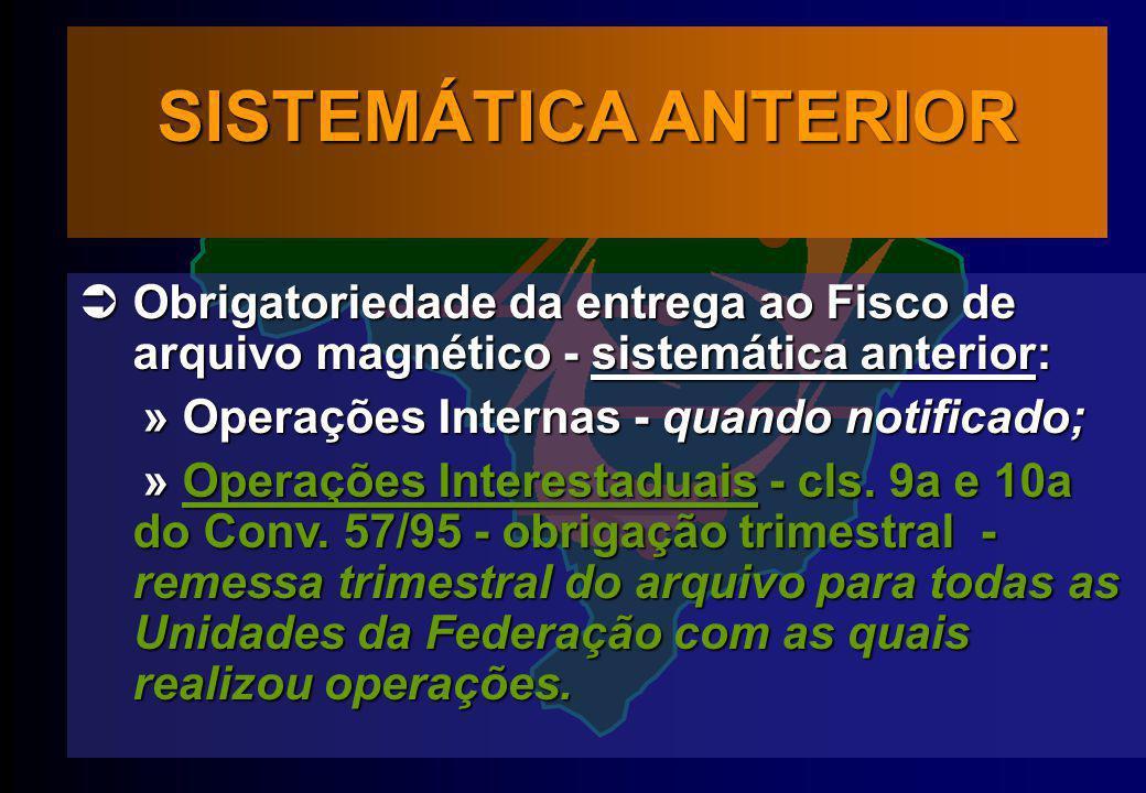 OUTROS PRODUTOS DO SINTEGRA http://www.sintegra.gov.br http://www.sintegra.gov.br MÓDULO DE CONSISTÊNCIA DAS INSCRIÇÕES ESTADUAIS MÓDULO DE CONSISTÊNCIA DAS INSCRIÇÕES ESTADUAIS » DLL que permite que a consistência das Inscrições Estaduais de todas as Unidades Federadas seja feita pelo contribuinte no momento da entrada dos dados; » DLL que permite que a consistência das Inscrições Estaduais de todas as Unidades Federadas seja feita pelo contribuinte no momento da entrada dos dados; MANUAL PRÁTICO DO CONV.