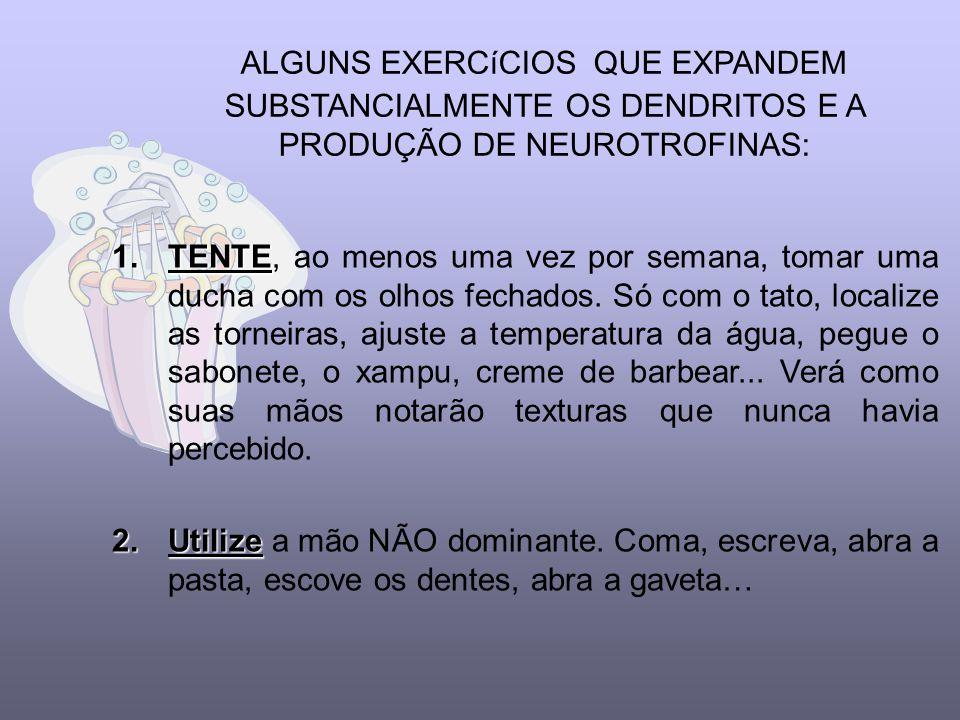 AS ATIVIDADES ROTINEIRAS SÃO INCONSCIENTES automaticamente Fazem com que o cérebro funcione automaticamente e requeira o mínimo de energia.