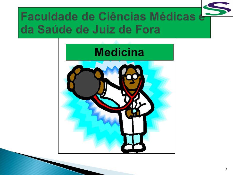 O curso de Medicina está devidamente autorizada pelo Ministério da Educação O curso de Medicina no próximo semestre estará iniciando o XIIº período.