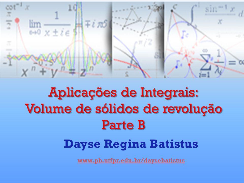 Dayse Regina Batistus www.pb.utfpr.edu.br/daysebatistus