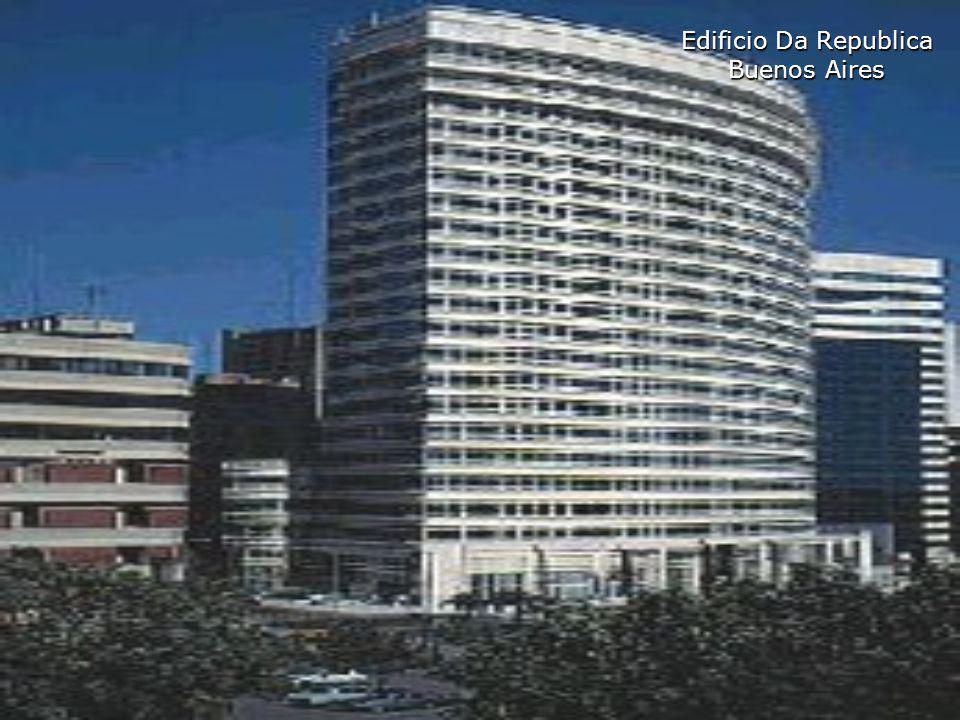 Edificio Da Republica Buenos Aires