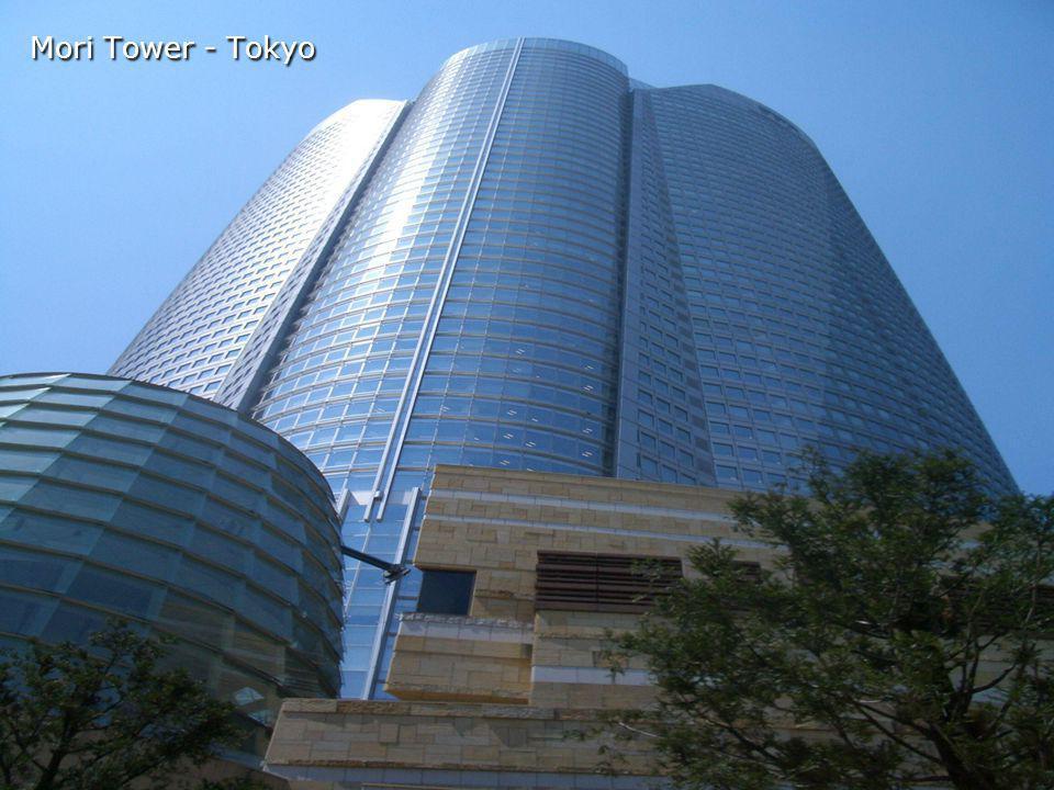 Mori Tower - Tokyo