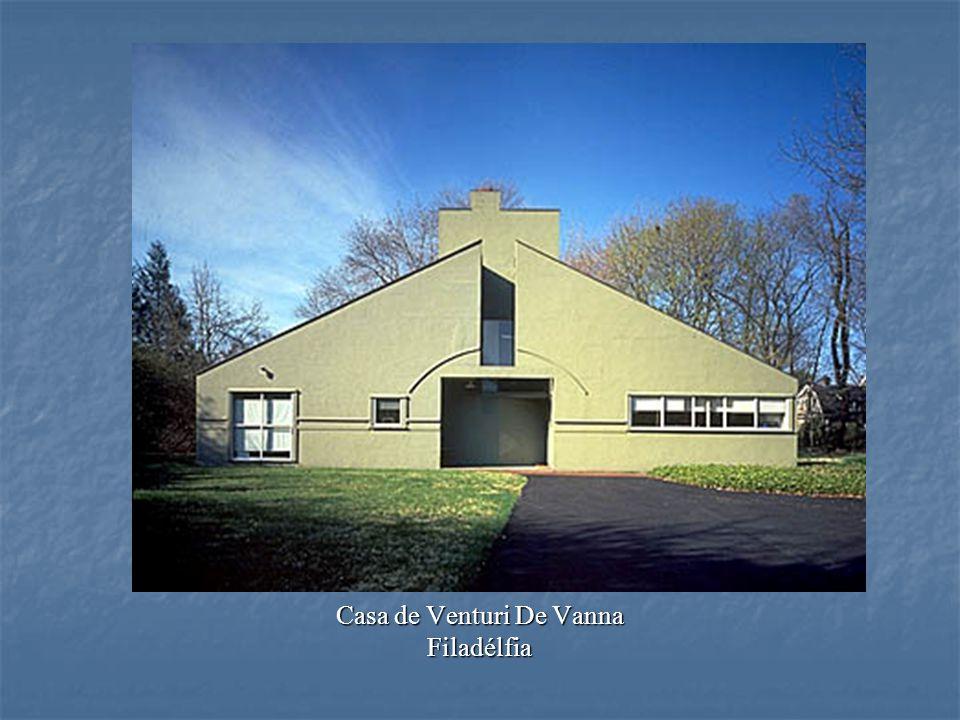 Casa de Venturi De Vanna Filadélfia