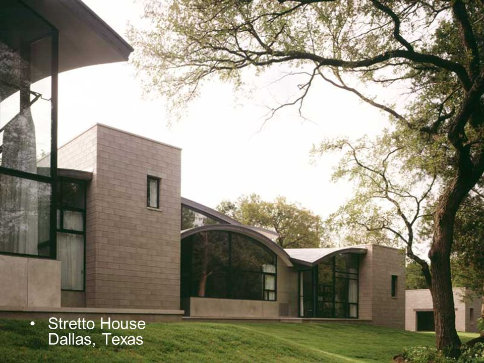 Stretto House Dallas, Texas