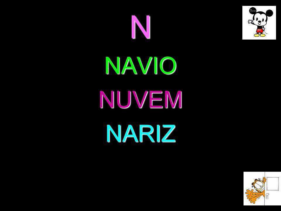 N NAVIONUVEMNARIZ