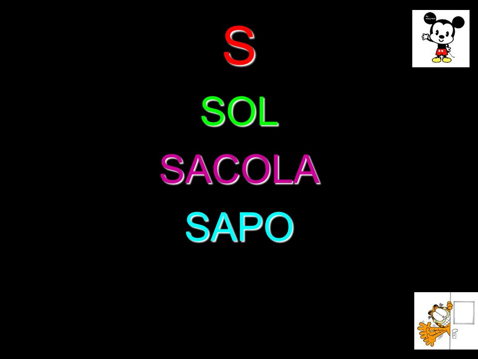 S SOLSACOLASAPO