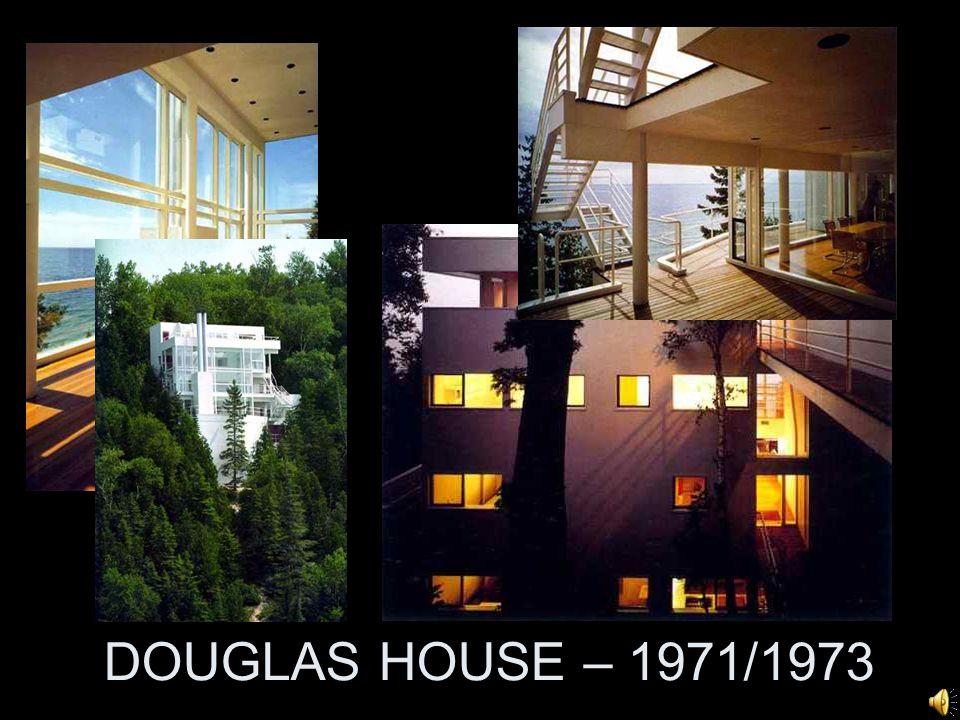ANÁLISE DE MEIER -O branco -Modernidade-Originalidade-Corbusier-Criatividade