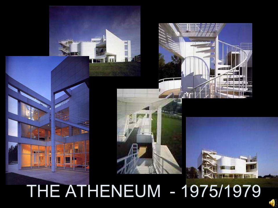 THE ATHENEUM - 1975/1979