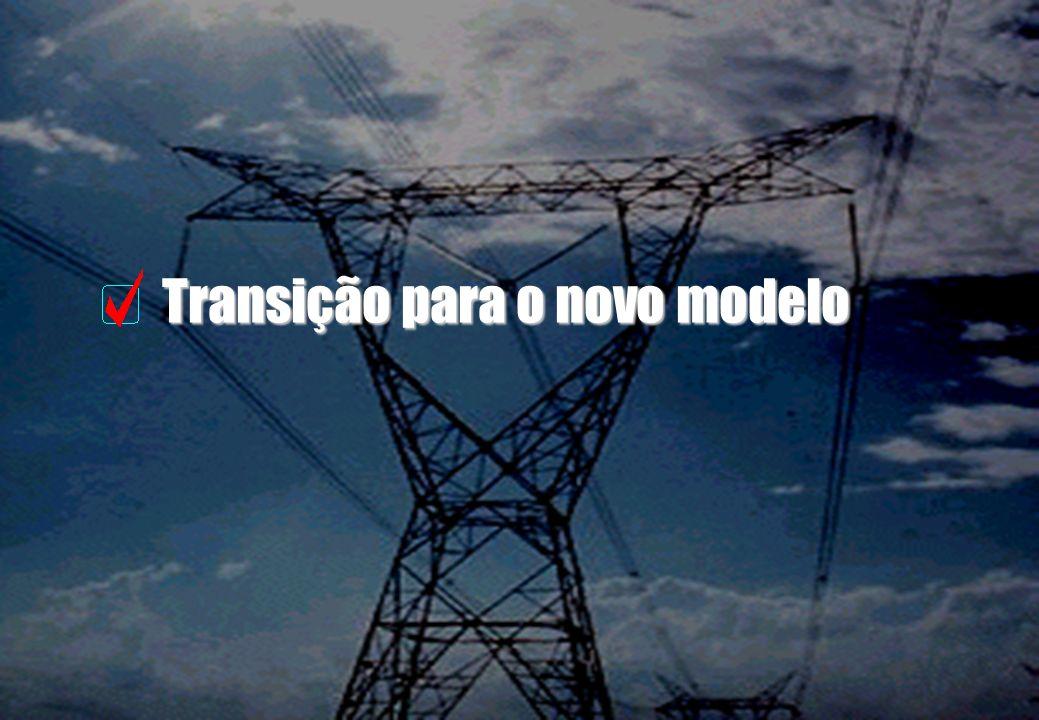 Transição para o novo modelo