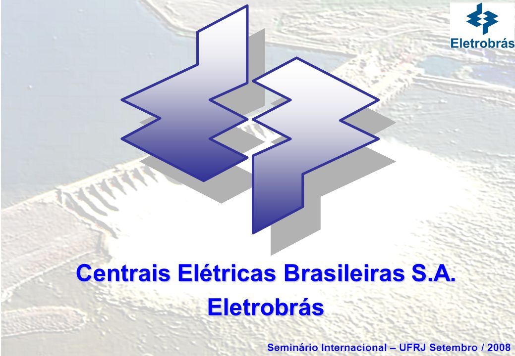 Furnas Eletrosul Eletronorte Sistema Eletrobrás