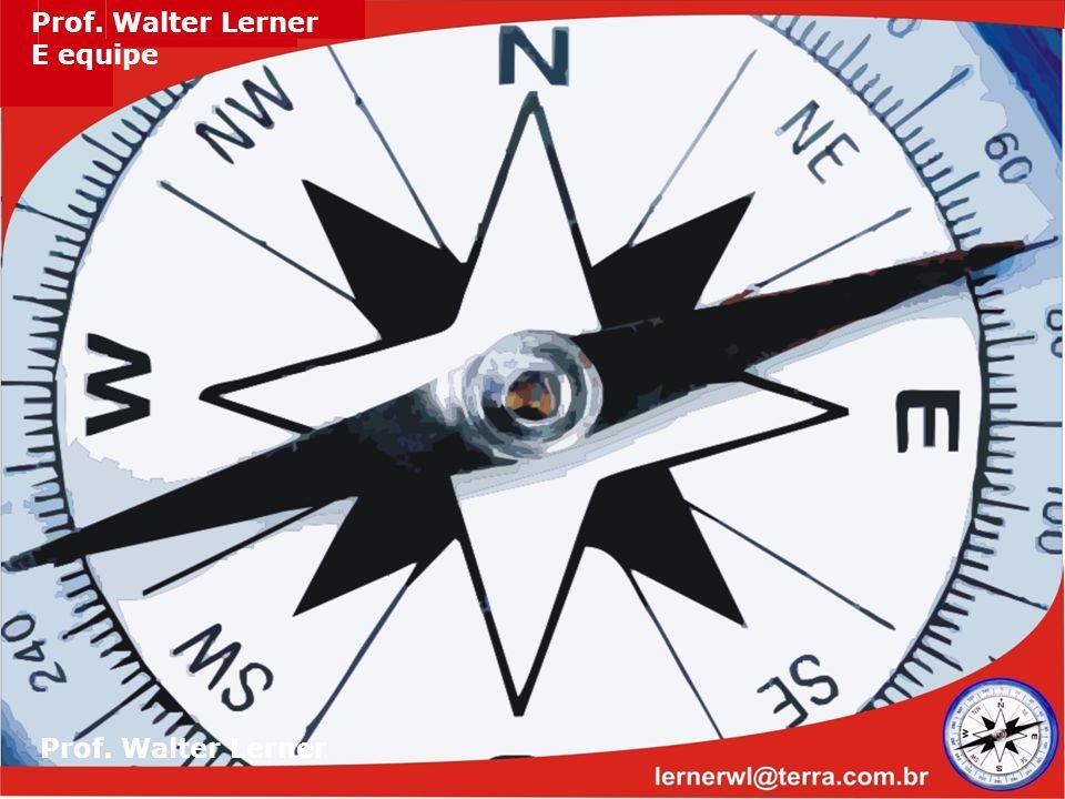 Prof. Walter Lerner E equipe