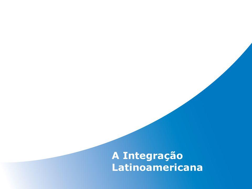 A Integração Latinoamericana