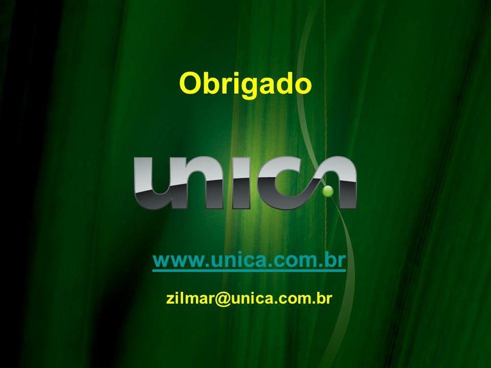 www.unica.com.br zilmar@unica.com.br Obrigado