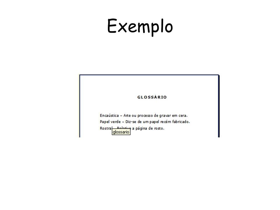 Anexo Este item é constituído por documentos complementares ao texto do trabalho e que podem ou não ser do autor, servem para fundamentação, comprovação e ilustração É opcional e deve ser identificado por: –Palavra designativa (ANEXO) –Letra maiúscula consecutiva, seguida de travessão –Título do anexo em letras minúsculas Ex: ANEXO A – Demonstração do teorema de...