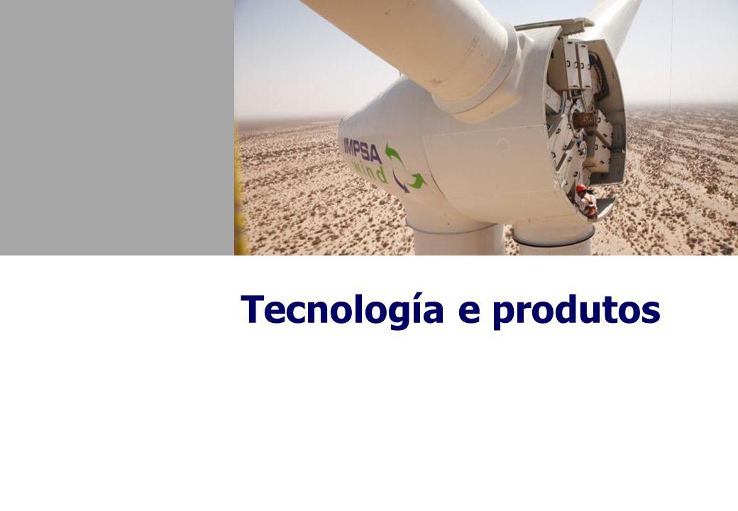 Tecnología e produtos