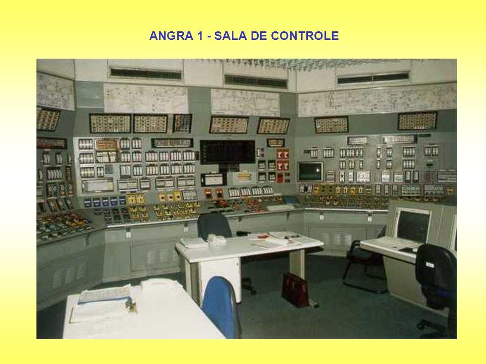 ANGRA 1 - SALA DE CONTROLE