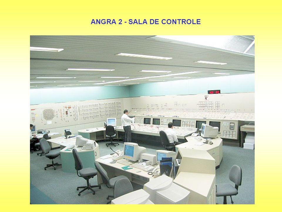 ANGRA 2 - SALA DE CONTROLE