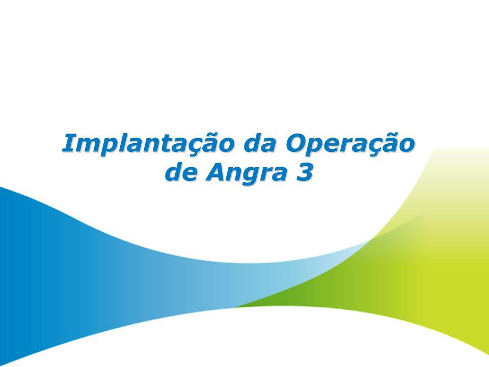 Implantação da Operação de Angra 3