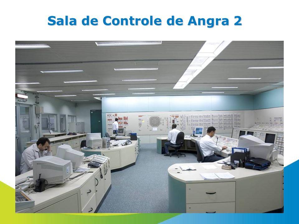 Sala de Controle de Angra 2
