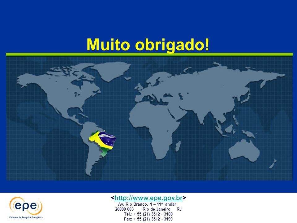Muito obrigado.http://www.epe.gov.br Av.