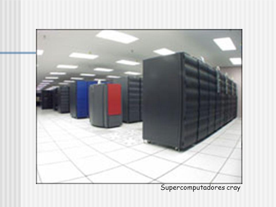 Supercomputadores cray