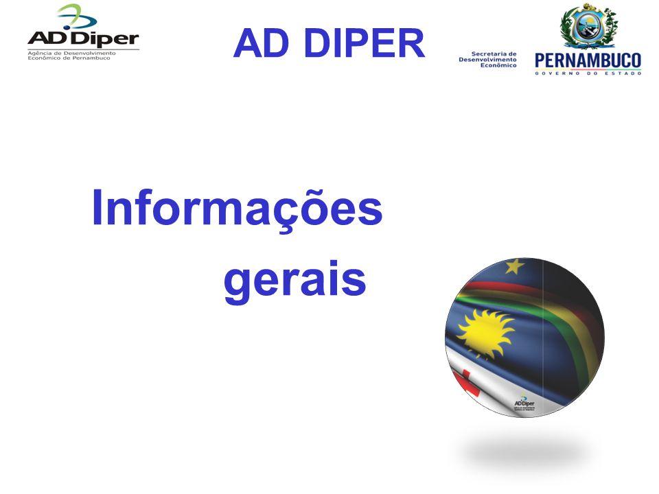 AD DIPER Como solicitar os incentivos do Prodepe.