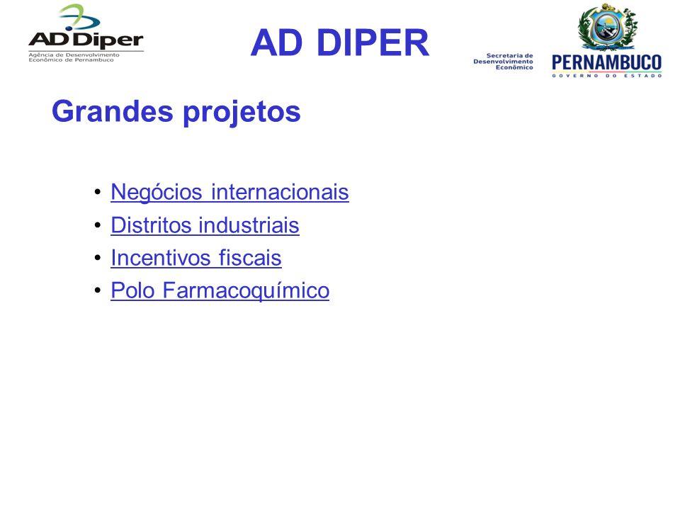 AD DIPER Como o Prodepe beneficia as centrais de distribuição.
