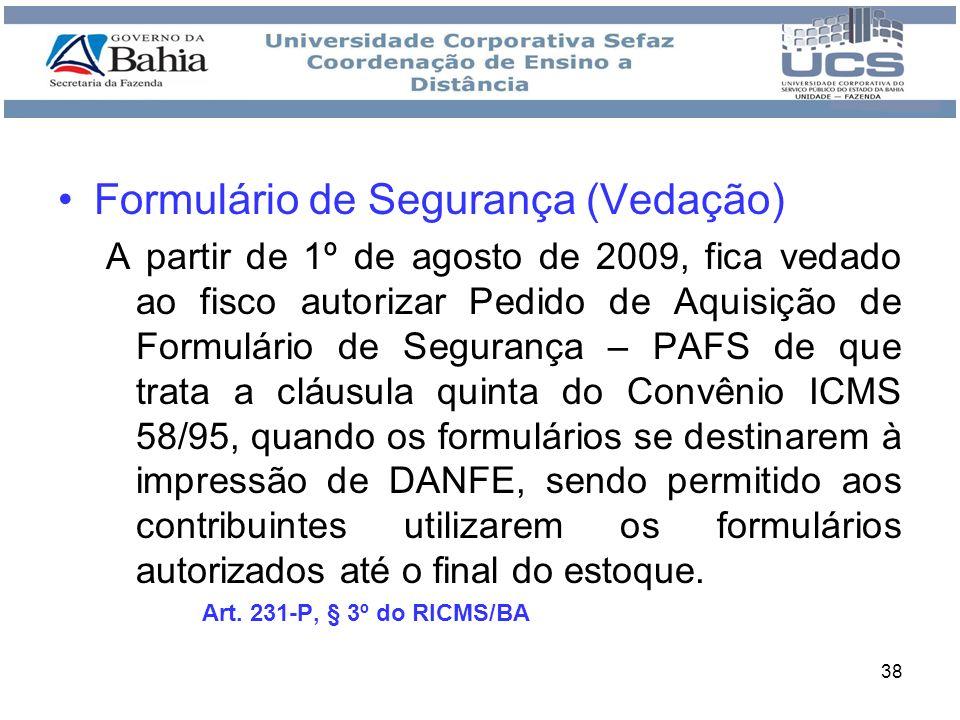 39 Escrituração Fiscal Digital A escrituração Fiscal Digital (EFD) substitui a escrituração e impressão dos seguintes livros: –I - Registro de Entradas; –II - Registro de Saídas; –III - Registro de Inventário; –IV - Registro de Apuração do ICMS.