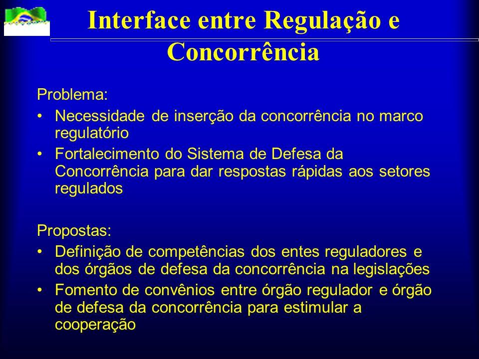 Modelo eficiente de Marco Regulatório Modelo eficiente é o modelo em que o marco regulatório é bem desenhado, dinâmico, porém estável Além disso, um m