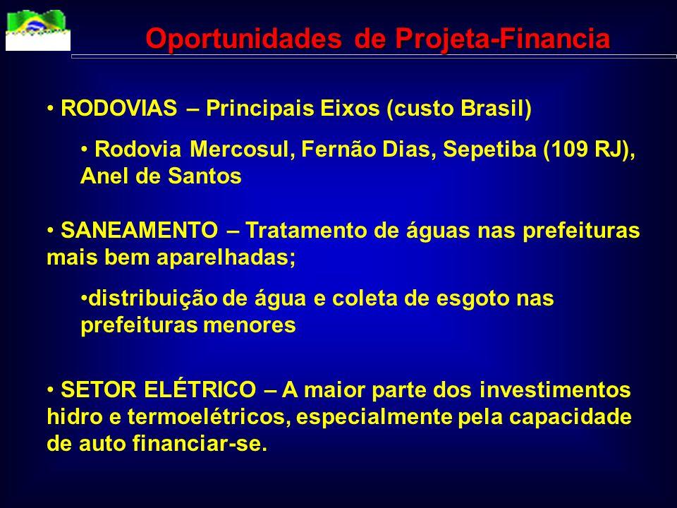 Projeta-Financia: Vantagens Reduzido impacto orçamentário Equidade social, com pagamento pelo usuário modulado de forma a garantir sustenabilidade Fle