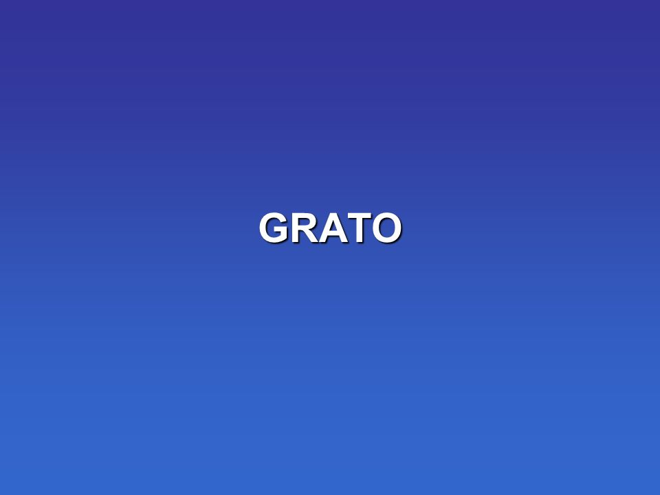 GRATO