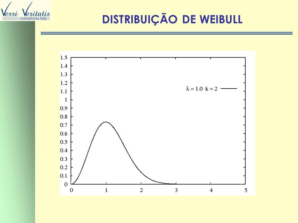 VERRI DISTRIBUIÇÃO DE WEIBULL