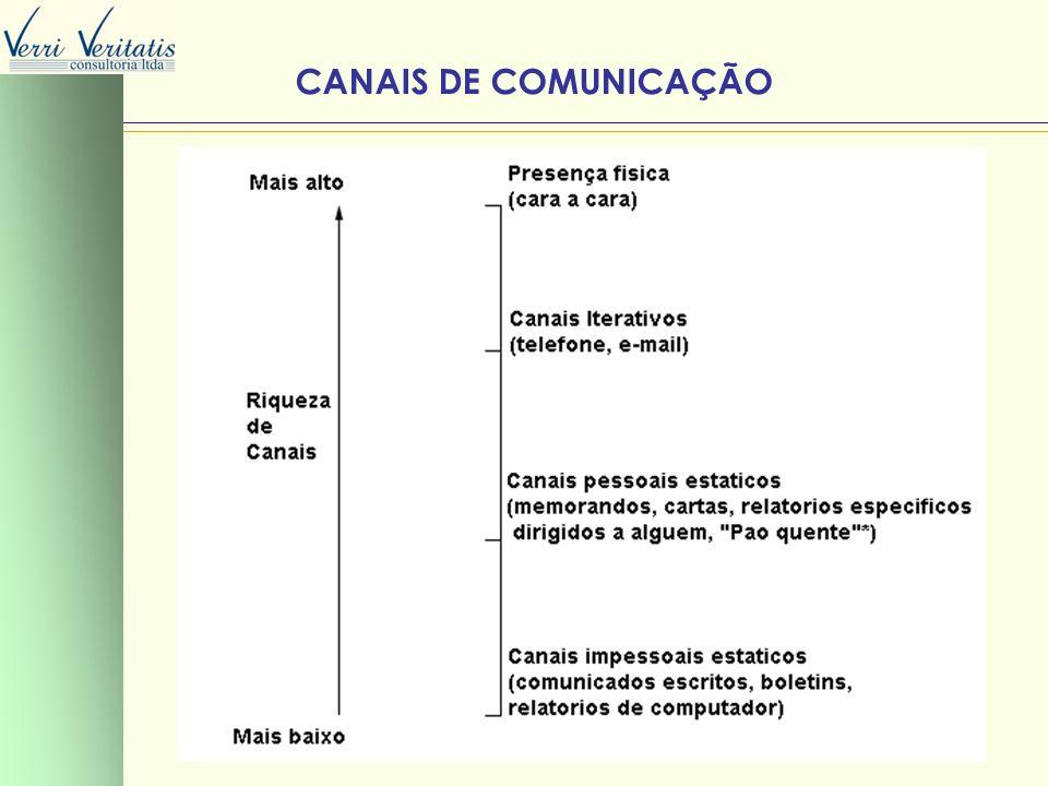 VERRI CANAIS DE COMUNICAÇÃO
