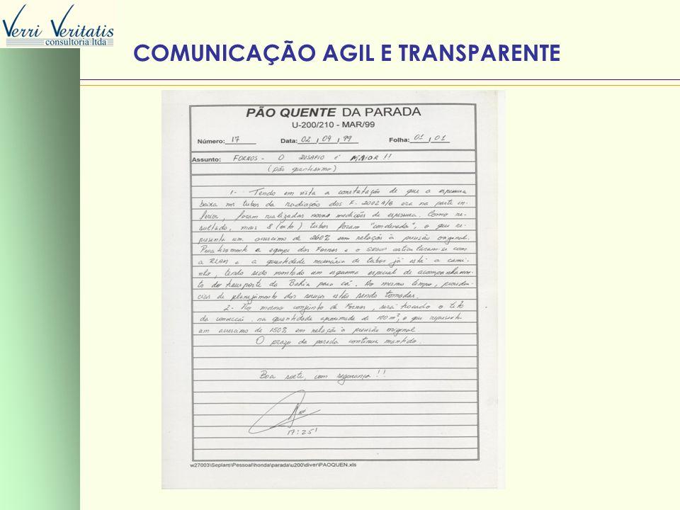 VERRI COMUNICAÇÃO AGIL E TRANSPARENTE