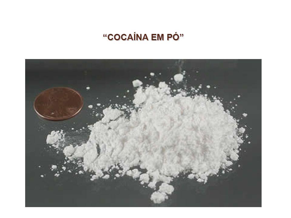 COCAÍNA EM PÓ