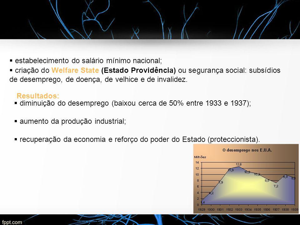 Deve-se evitar : O desemprego por suas consequências sociais e por causa da diminuição da produção e do consumo A inflação, pois reduz o poder aquisit
