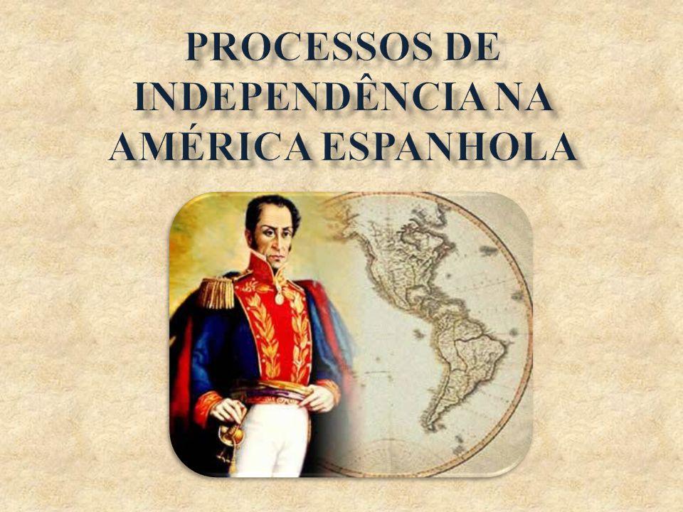 INFLUÊNCIAS EXTERNASCONTEXTO INTERNO Iluminismo; Independência dos EUA; Revolução Francesa; Período Napoleônico e Bloqueio Continental; Revolução Industrial.