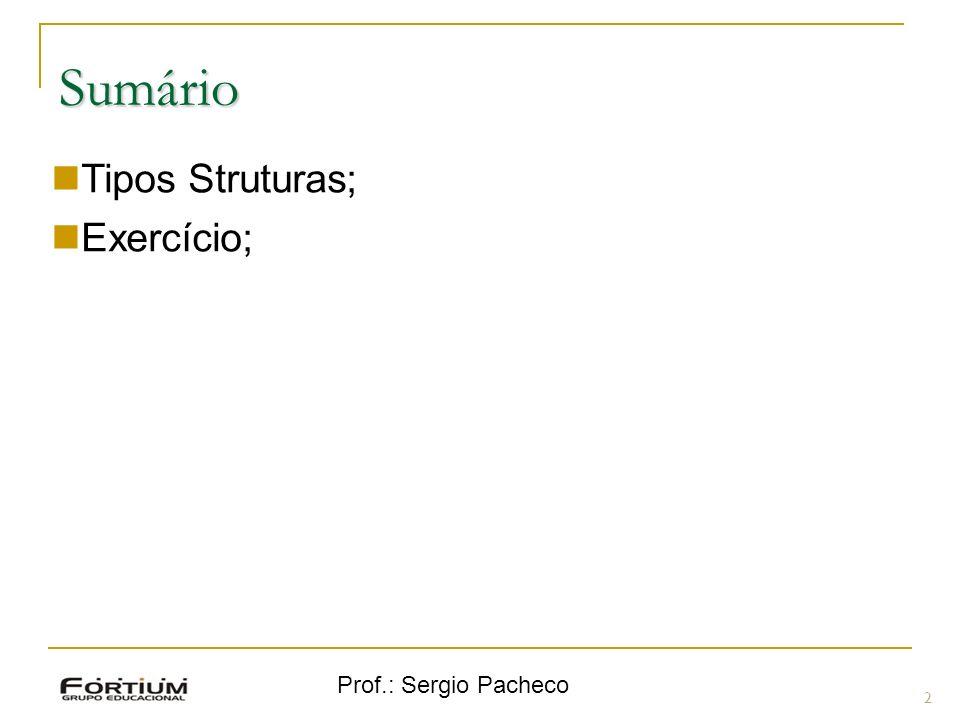 Prof.: Sergio Pacheco Lista encadeada - Inicialização 13 A função que inicializa uma lista deve criar uma lista vazia, sem nenhum elemento; Uma lista vazia é representada pelo ponteiro NULL.