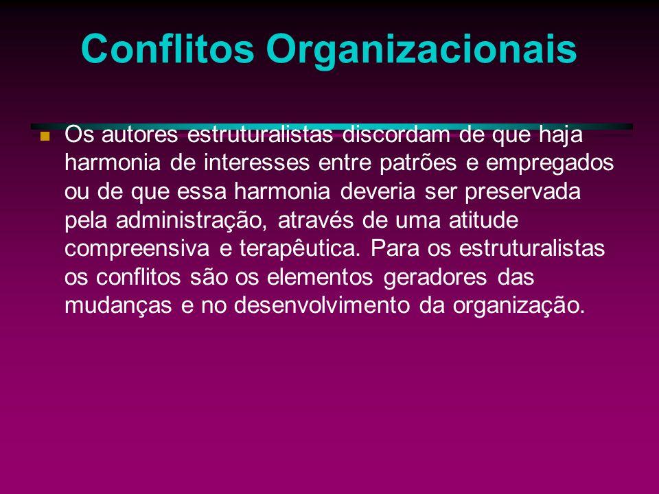 Ambiente Organizacional Uma organização depende de outras organizações para seguir o seu caminho e atingir seus objetivos.