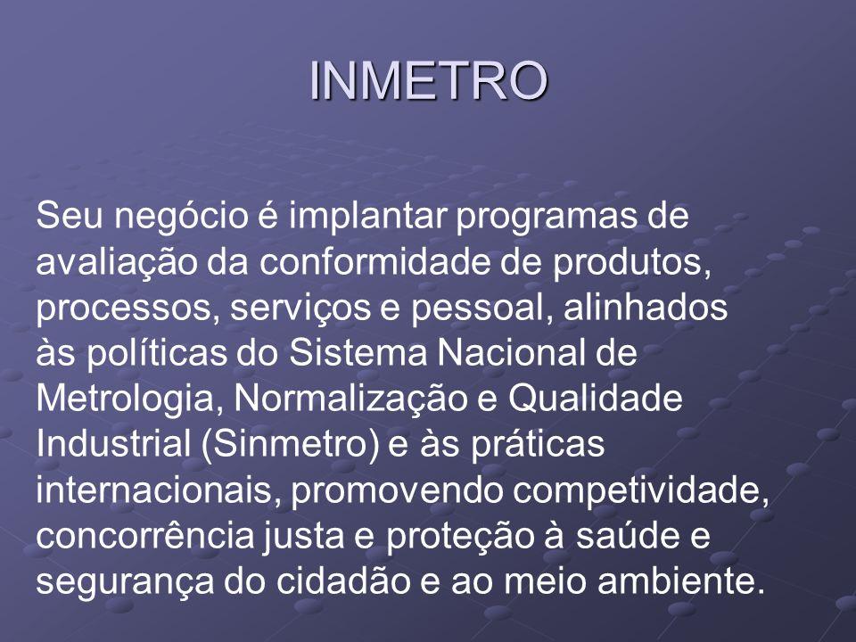 ISO Inicialmente a ISO produzia recomendações e não normas internacionais.