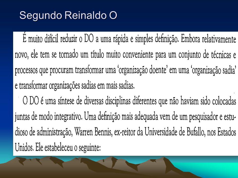 Segundo Reinaldo O