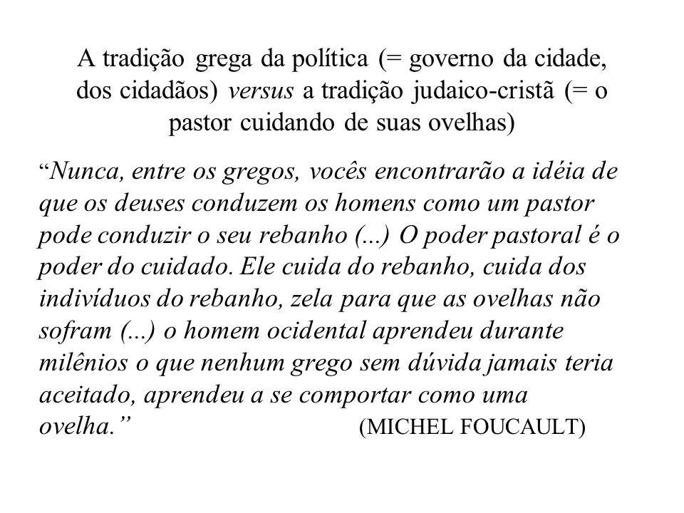 Qual é a melhor forma de governo? A visão clássica (II): Qual é a melhor forma de governo? Platão Platão e a República (utopia) ênfase na justiça Aris