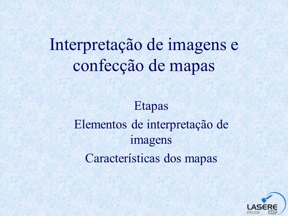 Descrição explícita O leitor deve ser capaz de entender todas as informações relevantes presentes no mapa, então o método de compilação das informações deve ser explicitado no mapa, na legenda e no relatório que acompanha o mapa.