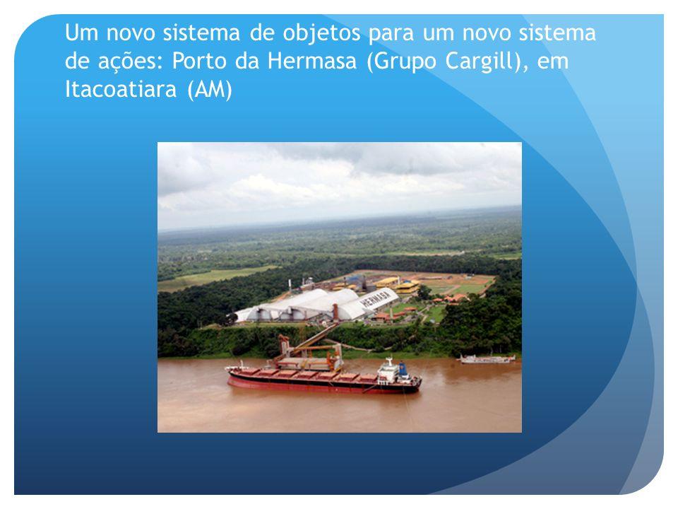Corredor de exportação de grãos – Paranaguá (PR)