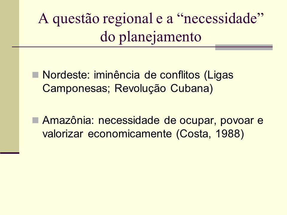 Amazônia Legal – história jurídica Lei 1.806, de 06.01.1953: criação da SPVEA; nasce o conceito de Amazônia Legal: e stados do Pará e do Amazonas + territórios federais do Acre, Amapá, Guaporé (atual Rondônia) e Rio Branco (atual Roraima), e ainda, a parte do Estado de Mato Grosso a norte do paralelo 16º, a do Estado de Goiás a norte do paralelo 13º (atual Tocantins) e do Maranhão, a oeste do meridiano de 44º.