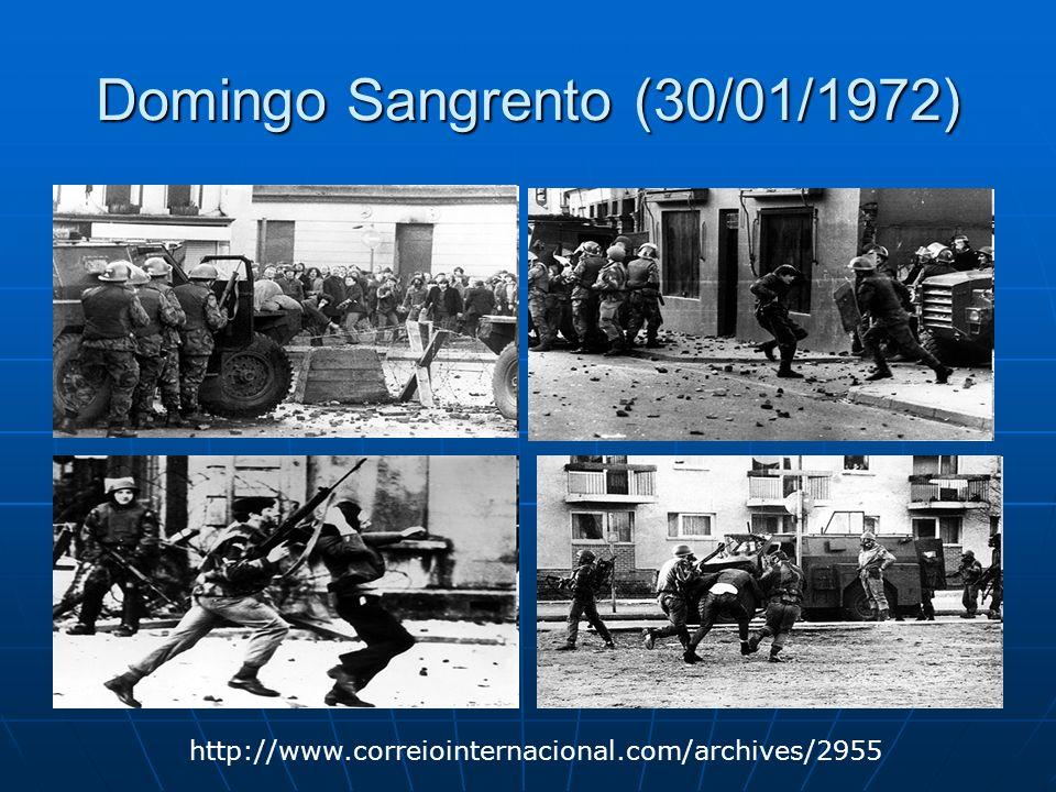 ETA: anúncio de cessar fogo (2006) Fonte: http://veja.abril.com.br/290306/p_096.html