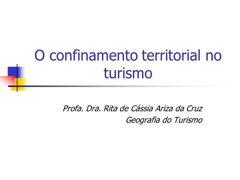 A natureza do confinamento territorial segregação sócio-espacial X auto- confinamento