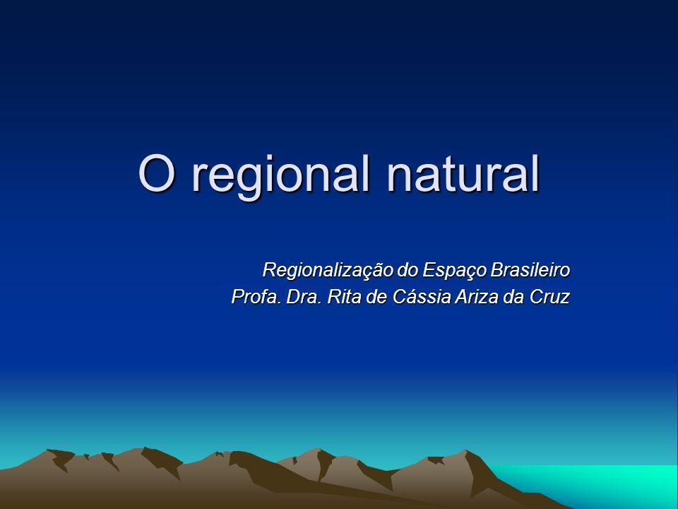 Da diferenciação espacial à desigualdade sócio-espacial A formação sócio-espacial brasileira e a Divisão Territorial do Trabalho: * Divisão social do trabalho e produção do espaço